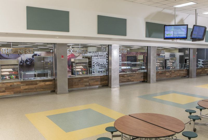 Cafeteria Rescue | LTI, Inc.