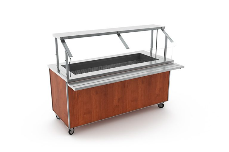 iced-cooled-food-table-stainless-steel-laminate