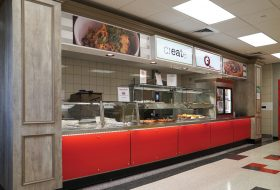 andrew jackson high school servery