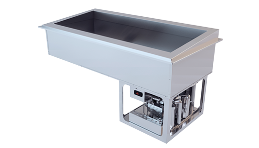 TempestAir Refrigerated Cold Pans