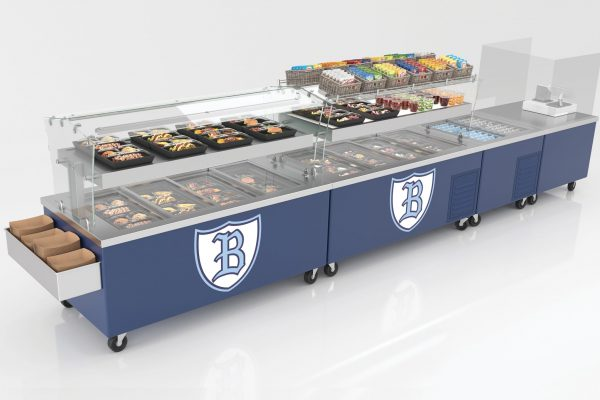 expressline serving counter overall
