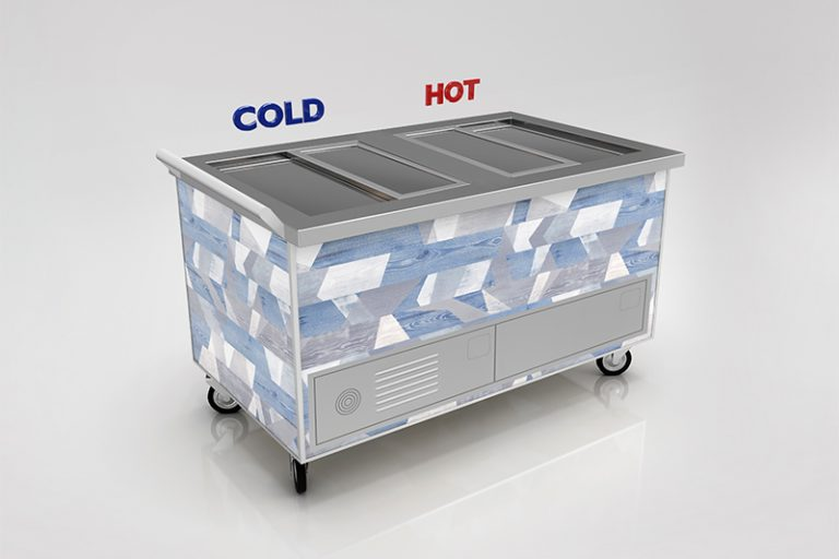 lti expressline compact hot cold unit