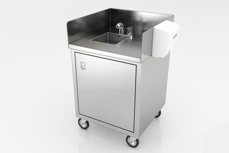 standalone stainless steel sink economy