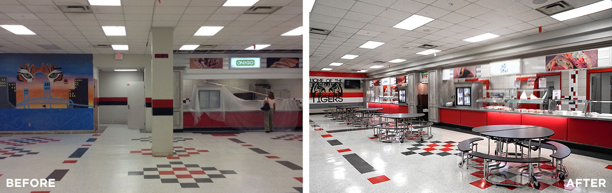 andrew jackson high school servery ba slide