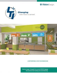 lti visiondesign signage catalog cover