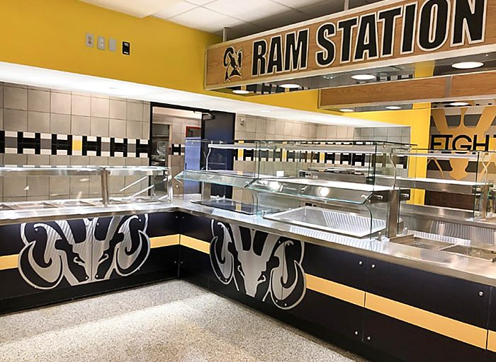 englewood high school cafeteria featured image