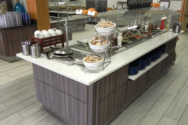 3 ways LTI equipment helps foodservice operations reduce food waste
