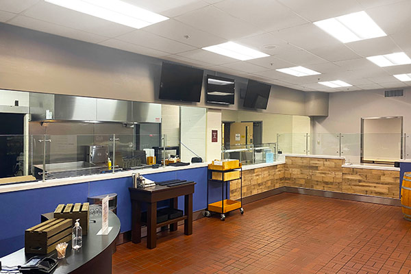 Brown-Forman Corporate Cafeteria
